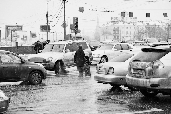 Moskou Opwarmertje