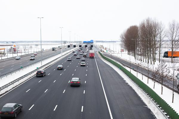 A4, snelweg, nederland