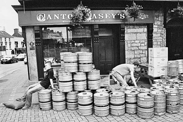 Work-life balance, Ireland 2006