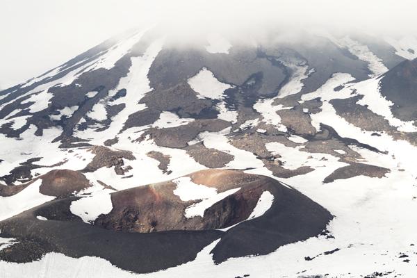 Massief van de Etna - IT, februari 2008