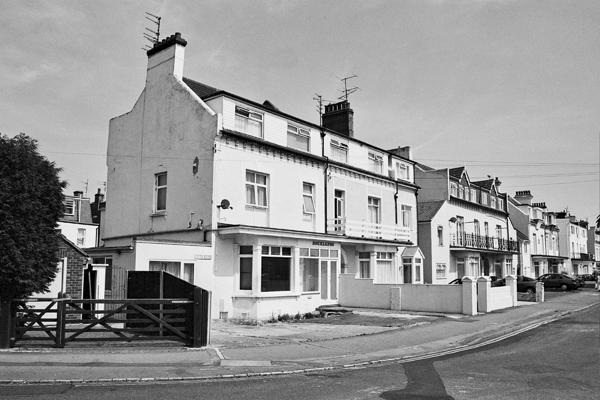 Engels straatje 1 (Clacton-on-Sea, 2006)