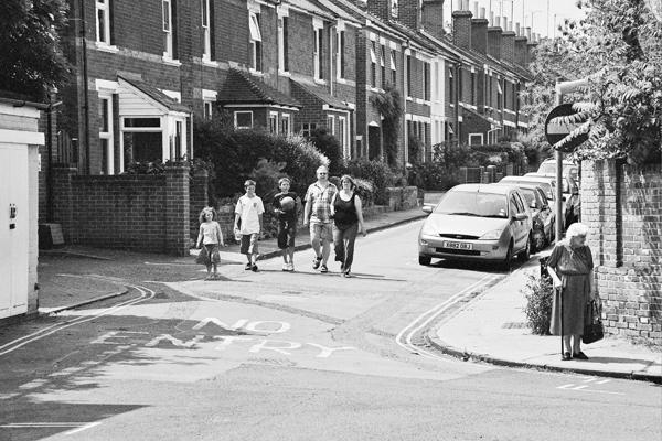 Engels straatje 3 (Colchester, 2006)